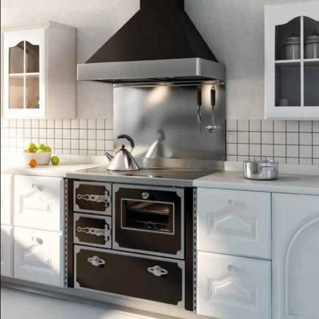 cuisini re bois classica calieco. Black Bedroom Furniture Sets. Home Design Ideas